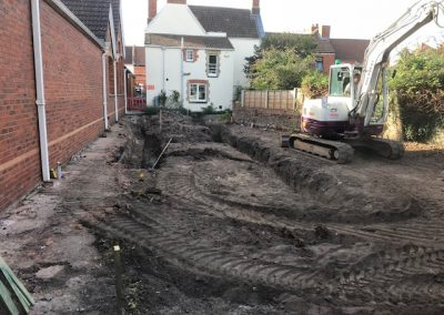 Foundations and Groundwork - Primary School Project